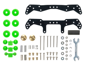 타미야,15450,TAMIYA, AR Chassis Basic Tune Set